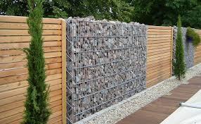 jardin cloture des clôtures de jardin design pour délimiter avec style travaux