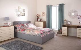 Grey Ottoman Bed Gfw Regal Grey Fabric Ottoman Bed Mattress Online