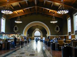 Union Station Los Angeles Map by Getting To Little Tokyo Soha Conference