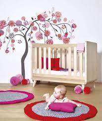 stickers arbre chambre bébé sticker arbre et décoration chambre enfant fille