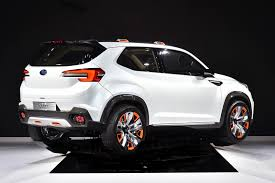 subaru pickup concept subaru u0027s new 3 row crossover that replaces tribeca is coming in 2018