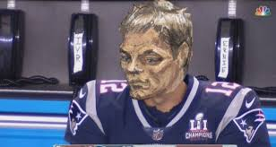 Meme Smith - pissed off tom brady gets the meme treatment after getting