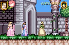 play barbie princess pauper nintendo game boy