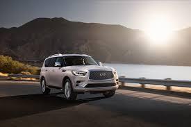 infiniti car qx80 infiniti announces pricing for 2018 qx80 full size suv