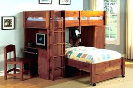 twin bunk bed with desk underneath bedrooms projectsublimation org