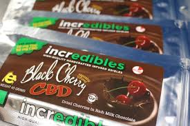 incredibles edibles incredibles black cherry cbd