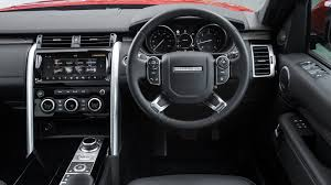 land rover steering wheel land rover discovery sd4 2017 review by car magazine