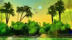 art green natural desktop background wallpaper 1080p hd image