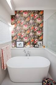 bathroom wall decor ideas ideas elegant small bathroom design unique hand painted wall mural bathroom design