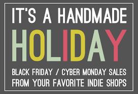 black friday cyber monday handmade holiday big black friday cyber monday sales list