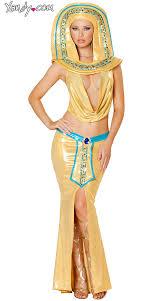Golden Cleopatra Costume Cleopatra Cutie Costume