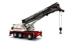 rtc 80110 series ii link belt cranes
