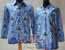 desain baju batik halus jual baju dan kain batik korpri produsen seragam batik baju batik