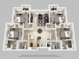 apartment four bedroom apartment