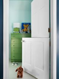 How To Paint An Interior Door by How To Make A Diy Interior Dutch Door Hgtv