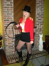 a ringmaster costume with a whip costumemodels com