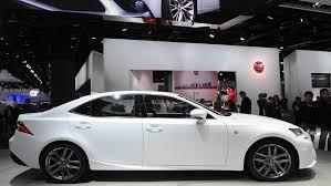 lexus recall canada 2014 lexus is 350 named best new luxury car under 50 000 by canadian