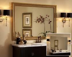 houzz bathroom mirrors perfect framed bathroom mirrors framed bathroom mirror design ideas