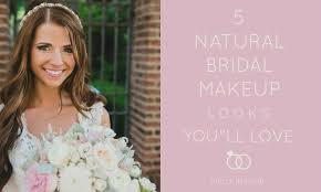 bridal makeup package 5 bridal makeup looks you ll philly in