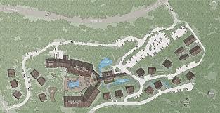 Map Of Yosemite Yosemite Jobs Rush Creek Lodge