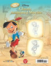 learn to draw disney u0027s classic animated movies featuring favorite