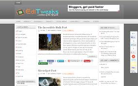 7 pro and awesome blogger templates 2013 professional blogger