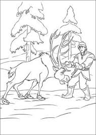 frozen coloring pages kids printable coloring 36