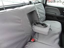 2014 2017 chevy silverado rear 60 40 split bench seat with fold