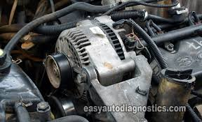 How To Bench Test An Alternator Part 1 Testing A Bad Alternator Symptoms And Diagnosis