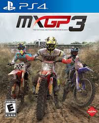 motocross race games amazon com mxgp 3 the official motocross videogame playstation