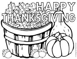 happy thanksgiving coloring sheets happy thanksgiving