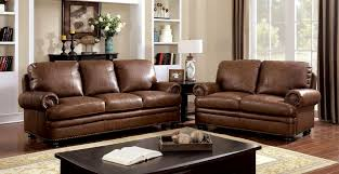 Pictures Of Living Rooms With Leather Chairs Rheinhardt Top Grain Leather Living Room Set From Furniture Of