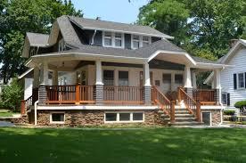wrap around porch home floor plans with wrap around porch home design inspiration