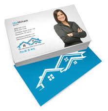 realty business cards free shipping real estate business