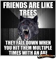 Angry Wolf Meme Generator - insanity wolf meme them funny here are 10 of the best