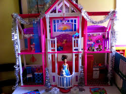 Barbie Dining Room Dining Room Beautiful Centerpiece Decor Ideas For Christmas Party