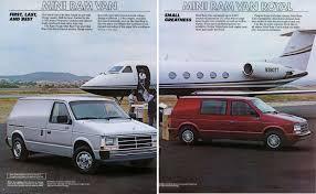 Dodge Ram Van - directory index chryslertrucksvans 1987 trucks and vans 1987