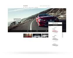 lexus uk directors lexus launches advanced 28 site web platform with ie digital b u0026t