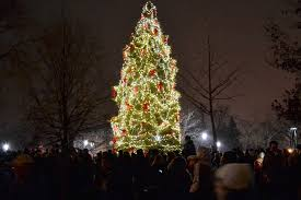 Heritage Park Christmas Lights Homewood Flossmoor Park District U2013 Where You Want To Be