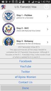us fiance visa k1 i129f android apps on google play