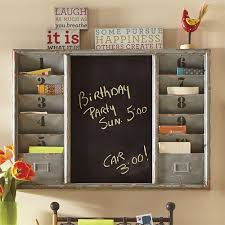 Office Wall Organizer Ideas If Only You Had A Place To Put Everything Where You Can See It