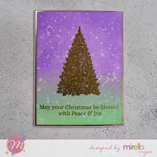 mudra craft stamps christmas in october dt farewell