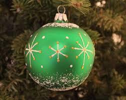 blown ornament etsy