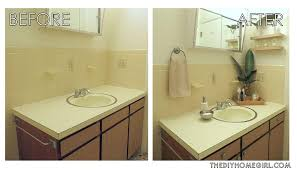1930s Bathroom Ideas Bathroom Makeover Before And After Small Bathroom Makeovers