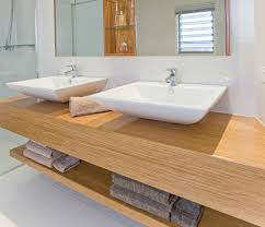 Timber Bathroom Vanity Custom Made Timber Vanity Search Bathrooms Pinterest