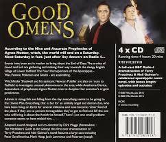 Full Cast Of Halloween 6 by Good Omens The Bbc Radio 4 Dramatisation Amazon Ca Neil Gaiman