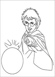 potter coloring pages 14