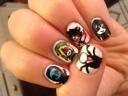 creepypasta nail art youtube