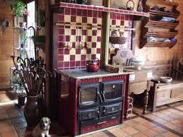 cuisine poele a bois les cuisinières à bois un retour à la mode souhaitable