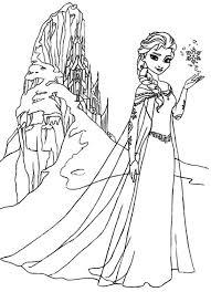 90 coloring pages ice princess hannah lynn art 3 magic